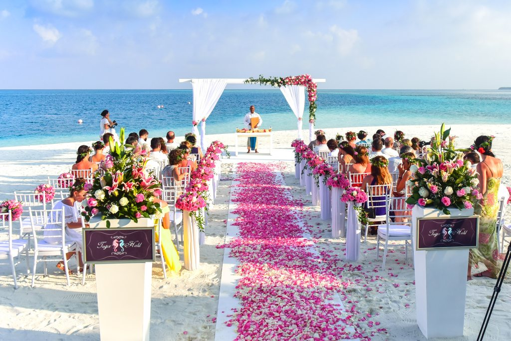 Wedding guest book ideas, Wedding planner in Chennai